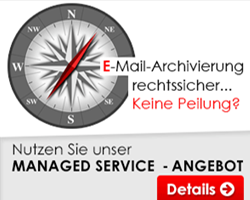 Revisionssichere E-Mail-Archivierung